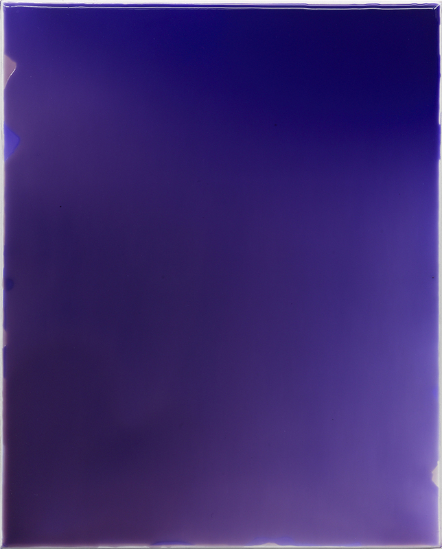 Gilles TEBOUL - Pintura - Untitled n°0972