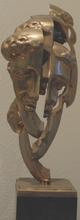 Fernandez ARMAN - Escultura - Visage