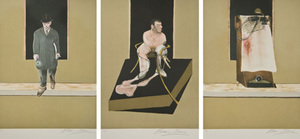 Francis BACON, Triptych, 32/99