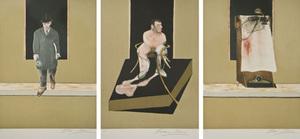 Francis BACON, Triptych, 32/99