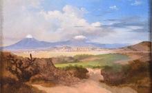 José María VELASCO - Peinture - Sin titulo