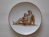 Jeff KOONS - Céramique - ASSIETTE 27 CM SIGNÉE 4500 EX. PORCELAINE SIGNED PLATE