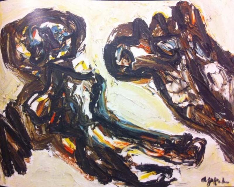 Karel APPEL - Pintura