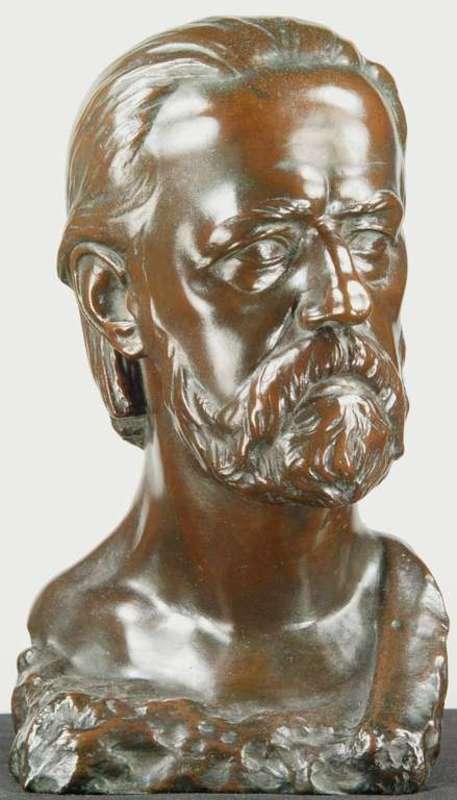 Jan STURSA - Escultura - Bedrich Smetana