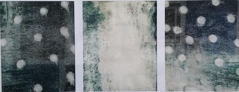 Ross BLECKNER - Dessin-Aquarelle - senza titolo