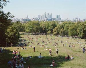 Massimo VITALI - Fotografie - Greenwich Park