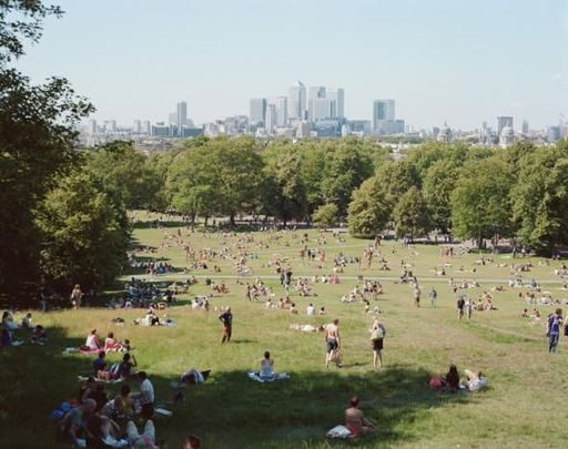 Massimo VITALI - Photography - Greenwich Park