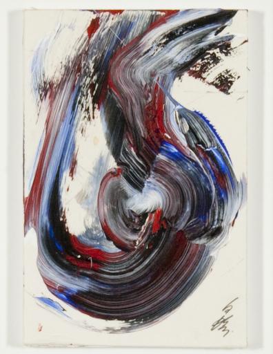Kazuo SHIRAGA - Peinture - Untitled