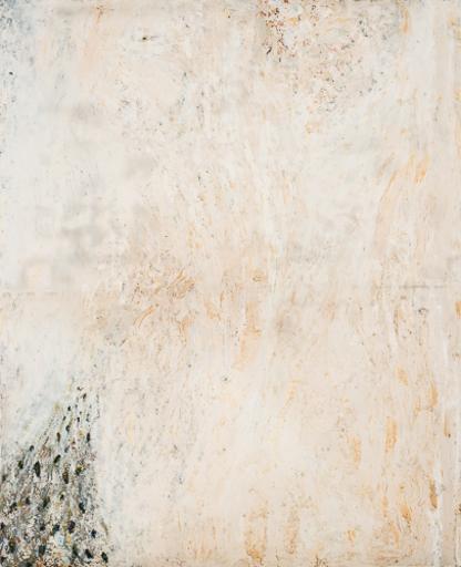 Gunter DAMISCH - Painting - WEISSFELD
