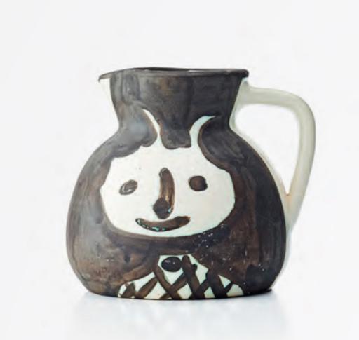 巴勃罗•毕加索 - 陶瓷  - Têtes