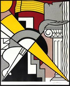 Roy LICHTENSTEIN - Estampe-Multiple - Stedelijk Museum Amsterdam