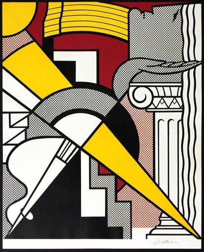 Roy LICHTENSTEIN - Stampa Multiplo - Stedelijk Museum Amsterdam