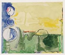 Helen FRANKENTHALER - Print-Multiple - Flotilla