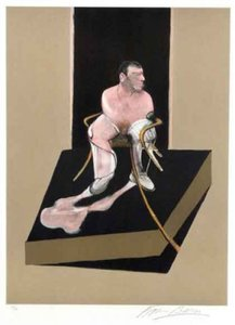 Francis BACON, Stydy for Portrait Of John Edward