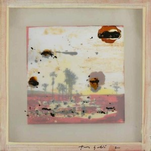 Tony SOULIÉ - Painting - Oasis