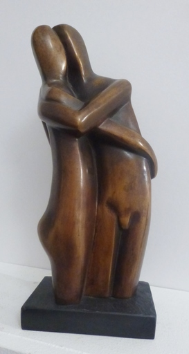 Margarete MOLL - Sculpture-Volume - Lovers