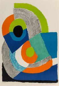 Sonia DELAUNAY-TERK - Print-Multiple - Arc Vert