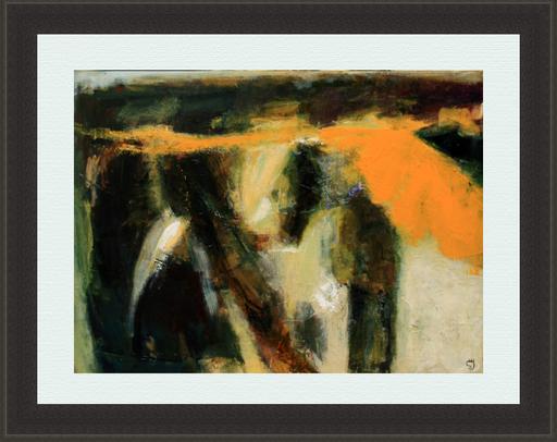 Levan URUSHADZE - Pintura - Composition # 49