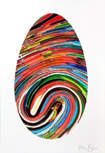 Marc QUINN - Grabado - Prismatic Labyrinth (299 U)
