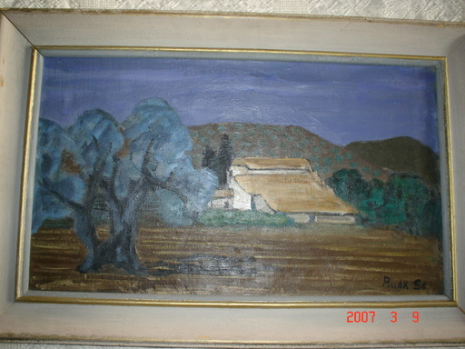 Ruth STAUFFER-CLASSEN - Pintura - la ferme