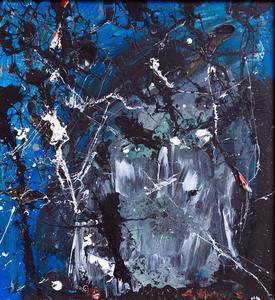 Alexander ZHDANOV - Pintura - Selfportrait