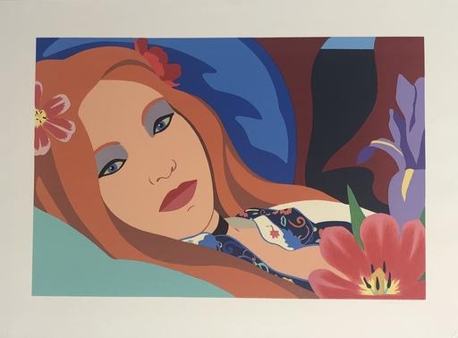 汤姆•韦瑟尔曼 - 版画 - Lulu (From the Metropolitan Opera Portfolio)