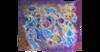 André MASSON - Tapestry - Les fleurs se déchaînent