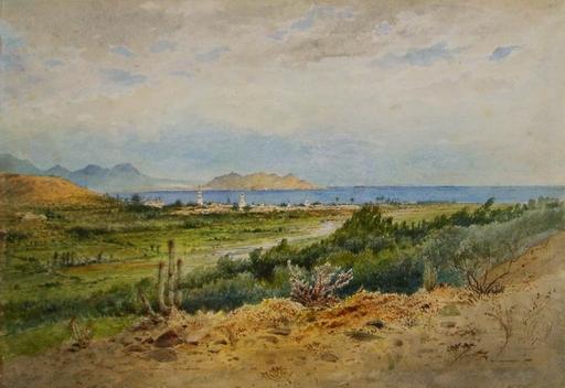 Robert Taylor PRITCHETT - 绘画 - La Serena - Chile