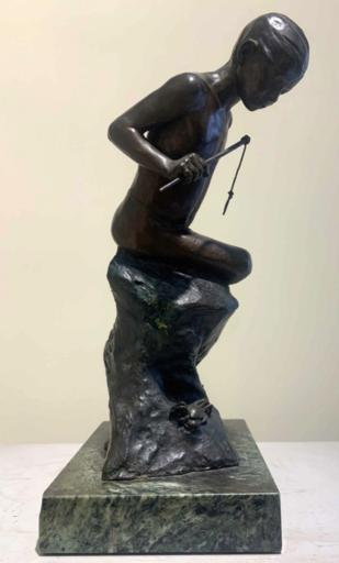 Domenico JOLLO - Skulptur Volumen - 'ncopp 'e scoglie