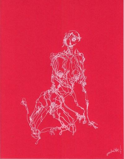 Michael ALAN - Print-Multiple - Buck Naked