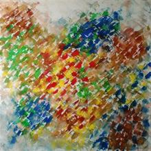 Patricia ABRAMOVICH - Gemälde - New spring