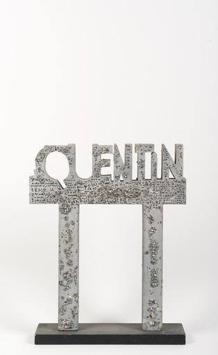 Bernard QUENTIN - Sculpture-Volume - Composition