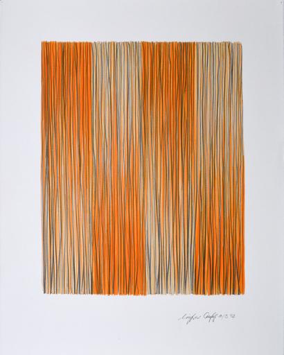Siegfried ASSFALG - Disegno Acquarello