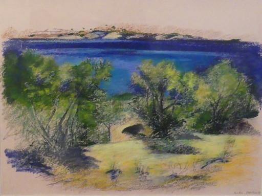 Eric MÉNÉTRIER - Drawing-Watercolor - Midas