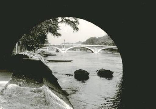 Jacques RITZ - Photo - (Bridges over the Seine, Paris)