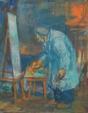 Benjamin D. KOPMAN - Painting