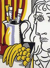 Roy LICHTENSTEIN (1923-1997) - Still life with Picasso (Homage a Picasso)