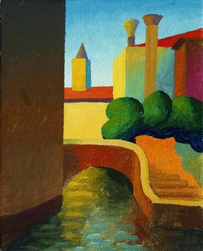 SALVO - Painting - Venezia