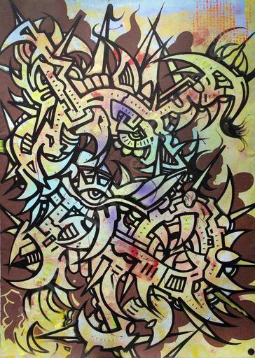 PHASE 2 - Painting - Sans titre