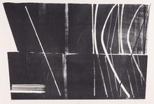 Hans HARTUNG - Radierung Multiple - Farandole n. 7
