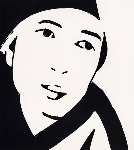 Alex KATZ - Print-Multiple - Beauty 4
