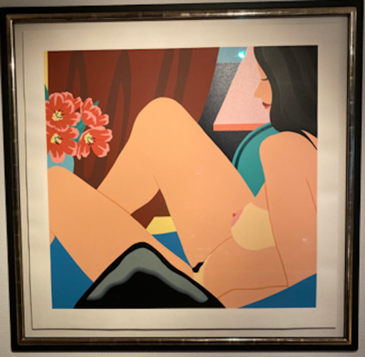 Tom WESSELMANN - Estampe-Multiple - Helen Nude