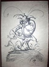 Salvador DALI - Print-Multiple - Les Songes Drolatiques de Pantagruel