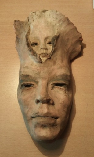 Viviane AMBRE - Sculpture-Volume - portrait