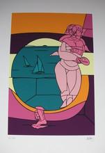 Valerio ADAMI - Print-Multiple - COMPOSITION