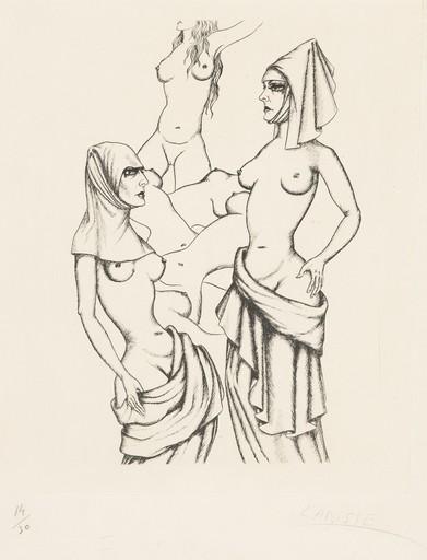 Félix LABISSE - 版画