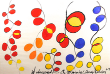 Alexander CALDER (1898-1976) - Sans Titre