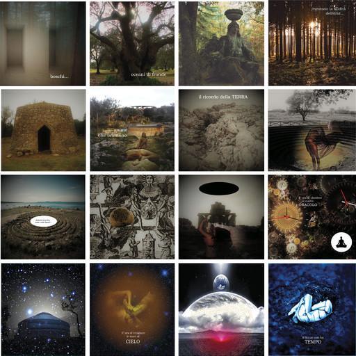 Dores SACQUEGNA - Photography - Il libro della Terra