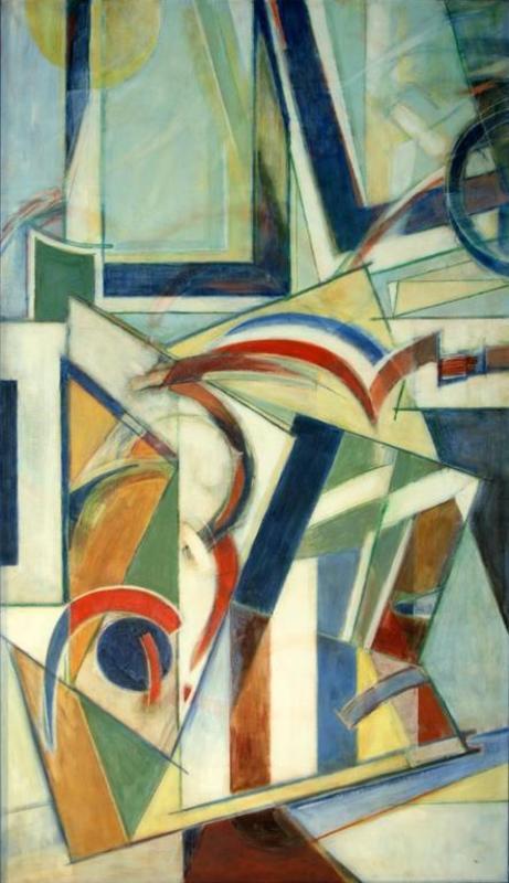 Armando PIZZINATO - Pintura - Senza Titolo