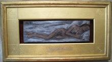 Mikhail LARIONOV - Pintura - Reclining Nude